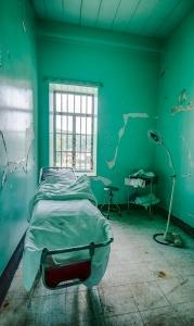 Greene hospital room