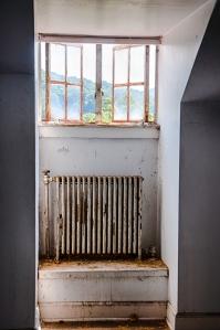 Window and Radiator