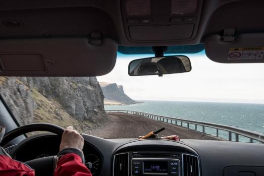 Drive in van