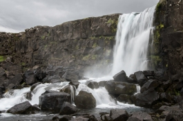 Tectonic plates 4 waterfall